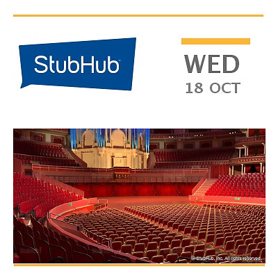 Busted Tickets - London