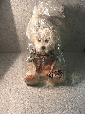 Scented Wax Figurine: White Bear Little Dippers New In Wrapping
