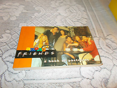 Vintage Post Card Book Friends Tv Show Very Collectible.