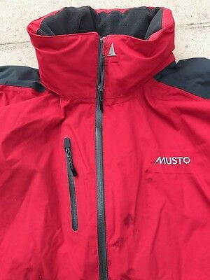 MUSTO PERFORMANCE BR1 SAILING INSHORE  JACKET - Large