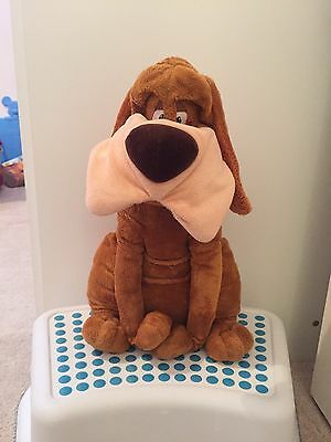 Disney Store Trusty Plush Lady And The Tramp