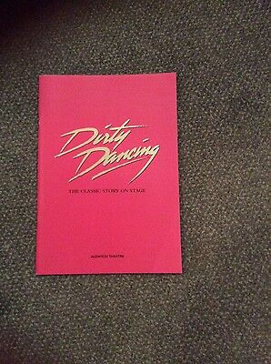 dirty dancing the musical programme 2006