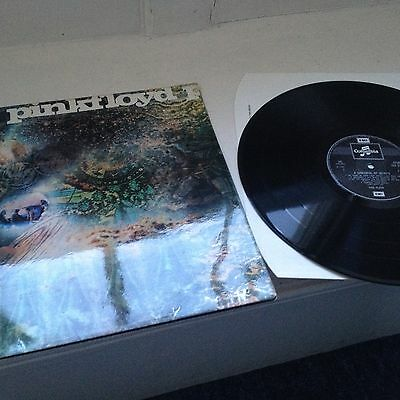 Pink Floyd - A Saucerful Of Secrets UK press Excellent Record LP record