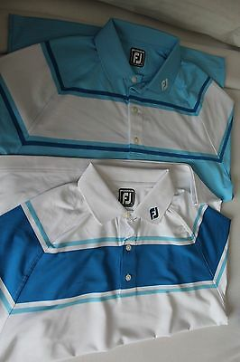 Men's New Footjoy shirts and jumpers, XL.