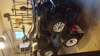 Arctic Cat 400 4 X 4 Automatic with Trailer
