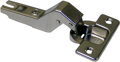 GM9581FE25D Ferrari 45 Degree Corner Cabinet Hinge. with 3 mm mounting plate