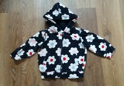 Girls age 12/18 months Baby Gap hooded top