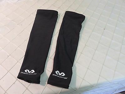 McDavid Arm Sleeve Pair Compression Sports Hockey MEDIUM