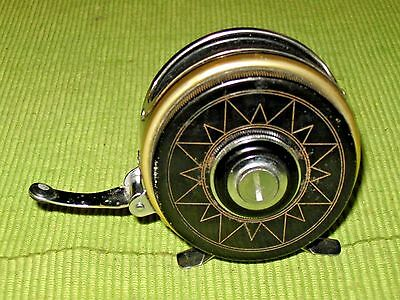 Vintage Garcia-Matic No. 1431 Fly Reel With Line