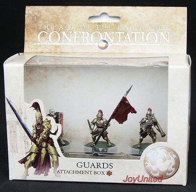 RACKHAM CONFRONTATION Guards of Alahan Attachment Box Game Figure LIRE02
