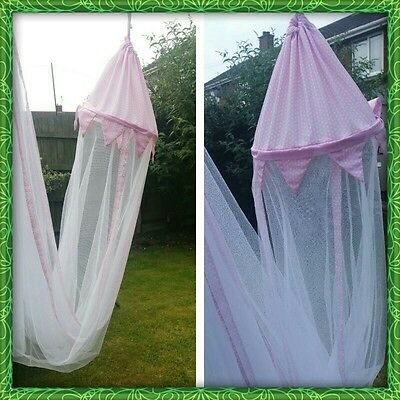 Next bed canopy for girls.