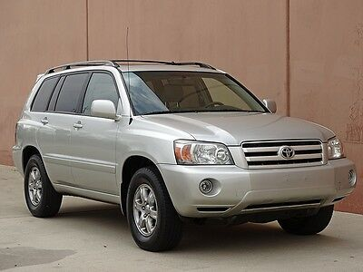 2007 Toyota Highlander AWD Sport Utility 4-Door 2007 TOYOTA HIGHLANDER SPORT AWD V6  XTRA CLEAN CLOTH INTERIOR ONLY 120K MILES