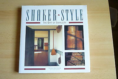 Shaker Style The Gift of Simplicity Candace Ord Manroe with Joseph Boehm