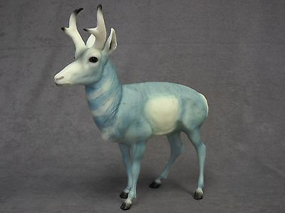 Breyer * Glacier * 430033 Decorator Blue Antelope 1 of 40 Rare Model Horse