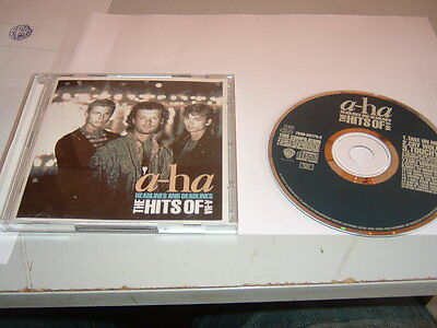 A-Ha  Headlines And Deadlines The Hits Of   Cd Album