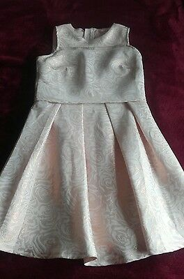 New girls party/prom/bridesmaid dress size 11-12 years