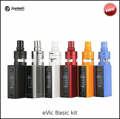 NEW JOYETECH EVIC BASIC ALL IN ONE kit 100% Genuine, TPD compliant