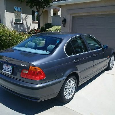 2000 BMW 3-Series 328i 2000 BMW 328i Sedan Inline 6 cylinder DOHC Manual RWD Leather Sunroof
