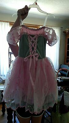 Dance Costume, Large Child, Nutcracker Sugar Plumb Fairy