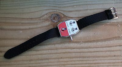 Golf Score Counter Wrist Watch. Adjustable.