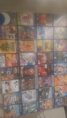 Lot 30 Jeux Playstation 2 PS2 Complet + Bonus