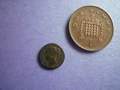 Gt Britain - Good Collectable Victoria Model 1848 Quarter Farthing