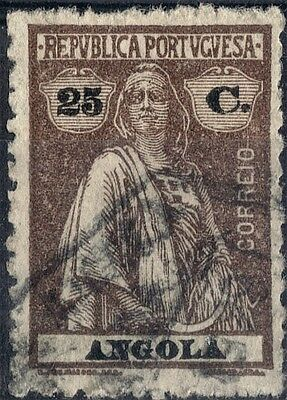 Angola.  1925.  Ceres Definitive.   SG317.  Used.