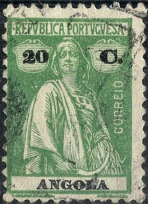 Angola.  1924.  Ceres Definitive.   SG315.  Used.