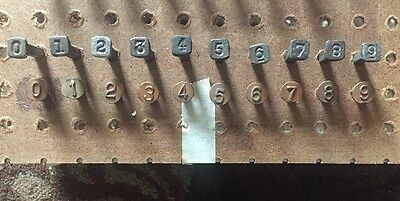 20 Code (Date Nail Type) Nails
