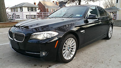 2011 BMW 5-Series 4dr Sdn 535i xDrive AWD bmw