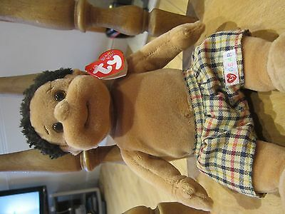 Rascal  TY Beanie Kids cute with shorts with tags / collectable /boy Ty beanie