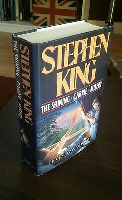 The Shining, The by Stephen King (Hardback, 1992)