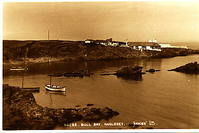 ANGLESEY - Postcard of Bull Bay, Anglesey, Wales 1930/40s ??