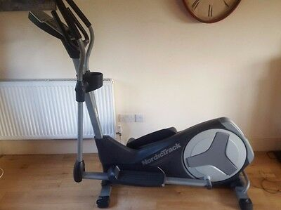 Nordic Track Elliptical Cross Trainer E9 ZL