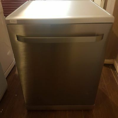 KENWOOD KDW60X16 Full-size Dishwasher A++ 14 place settings Stainless Steel