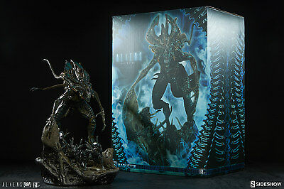 """SIDESHOW Alien King Maquette Statue Figure 20"""" Tall NEW SEALED"""