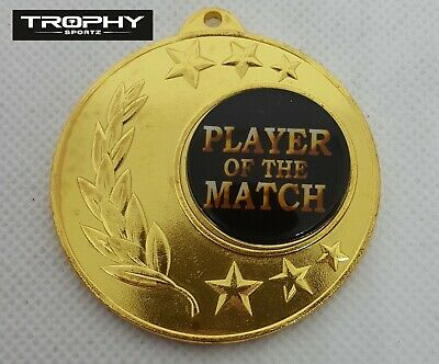 1 x 50mm PLAYER OF THE MATCH BASKETBALL MEDAL,TROPHY,Free ribbons