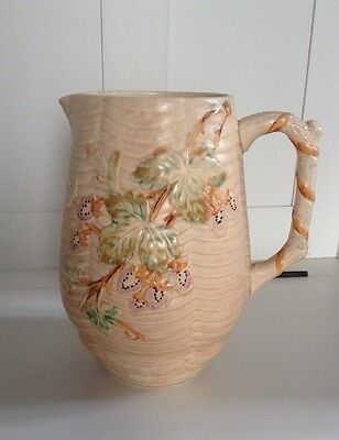 Arthur Wood Bramble Design Vintage Jug