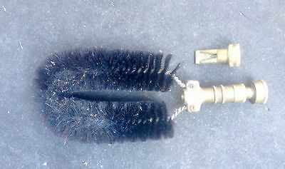 collector shop set Brass car wash brush and brass spray nozzle
