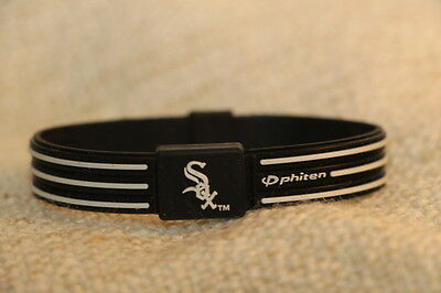 MLB Chicago White Sox titanium infused wristband,free post and free gift inc