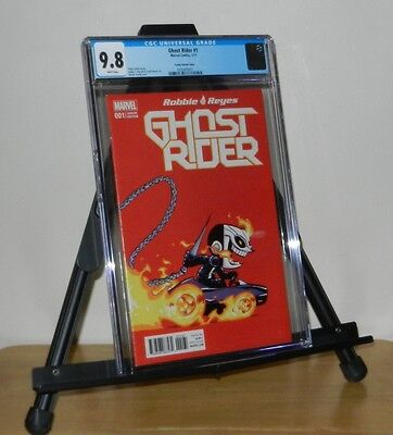 Ghost Rider #1 CGC 9.8 Young Variant