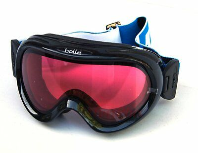 Bolle Children Kids Snowboarding Skiing Snow Goggle | UV Protection | Blue