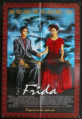 Frida (2002) US One Sheet
