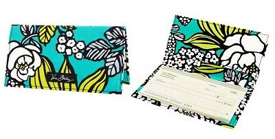 *New with tags*Vera Bradley Checkbook Cover in Island Blooms