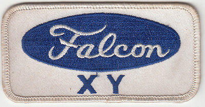 Ford Falcon Xy Embroidered Patch