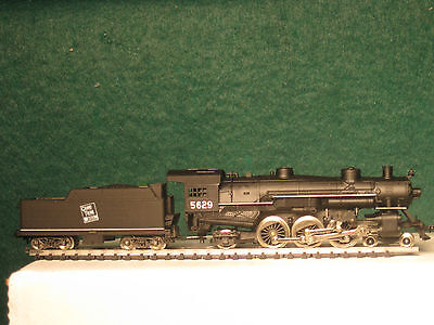 N Rivarossi Pacific 4-6-2 GTW Grand Trunk Western DC powered OB mint