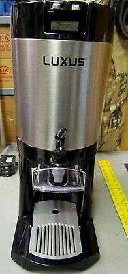 VERY NICE L3D-15 Fetco Luxus 1.5 Gallon Thermal Insulated Coffee Dispenser