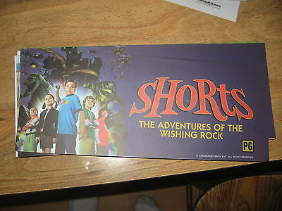 Theater Marquee Mylar Shorts