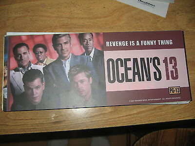 Theater Marquee Mylar Oceans 13