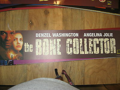 Theater Marquee Mylar The Bone Collector
